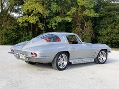 1963 Chevy Corvette  This may be the best year for Corvette ever.