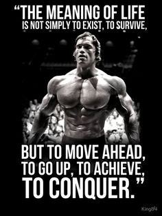 "Nice try Russell.personal ""Arnold Schwarzenegger Arnie Conquer Quote"" Canvas Prints by Training Motivation, Fitness Motivation Quotes, Bodybuilding Motivation Quotes, Gym Training, Arnold Motivation, Bodybuilding Workouts, Fitness Goals, Strength Training Quotes, Arnold Bodybuilding"