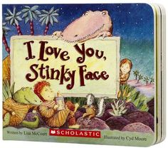 I used to read this one to Lucas all the time!
