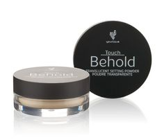 Touch Behold Translucent Setting PowderOur weightless setting powder gives sheer natural coverage and blurs the look of imperfections while helping makeup stay in place.