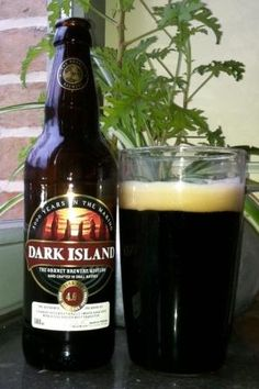 Dark Island by The Orkney Brewery (January)