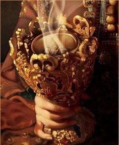 ♥ Arab mania ♥: The Oud and Bakhoor: bukhoor burner