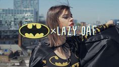 London based fashion label Lazy Oaf have a new Batman range in stock to celebrate the release of TDKR. With shirts, bags, tees and even capes, this looks like a fun collection which smoothly blends classic Batman with Nolan's latest interpretation.