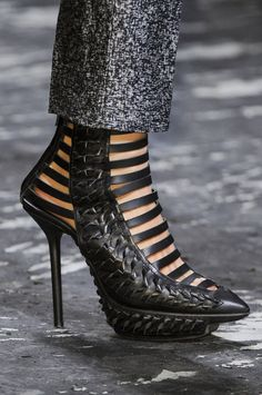Best in Shoe: See Over 450 Perfect Pairs From the Spring '13 Runways: Haider Ackermann