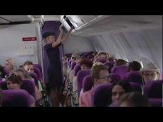 Poleć na Durex - 保險套飛行安全示範