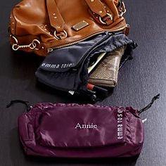 Emma Rose purse organizer