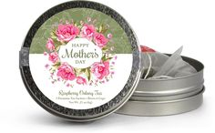 Peony Mother's Day | The Tea Can Company