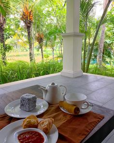 """The Balinese have adopted the British tradition of """"high tea"""" and put their own spin on it. I wrapped up my favorite high-teas in Bali on my website. 