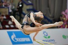 Dina AVERINA (Russia) ~ Hoop @ Grand Prix Moscow 2018/02 ☘☘ Photographer Asyas RG photos.