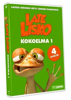 Late Lisko - Kokoelma 1  (DVD)