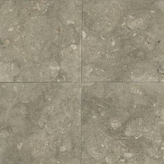 Daltile 12 in. x 12 in. Caspian Shellstone Natural Stone Floor and Wall Tile-L75612121U at The Home Depot