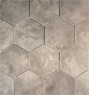 Cersaie 2014 #Tonalite #Hexagon #Esagone #Floor tiles #Decorations #Shapes #Piastrelle #Azulejos #Carreaux www.tonalite.it