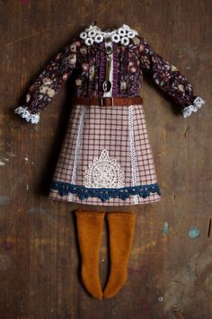 Dress by Poupee Mecanique