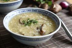 Cách nấu súp ghẹ nấm đông cô ngon bổ dưỡng