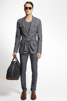 Michael Kors Men's RTW Spring 2014 - Slideshow