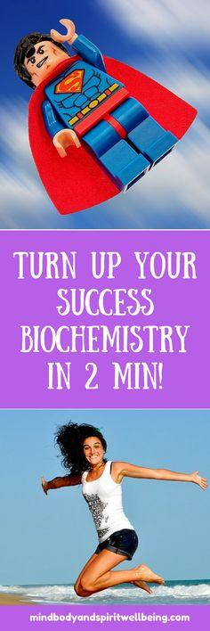 success biochemistry, power pose, stress relief, hormones