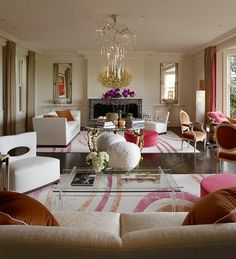 San Francisco Decorator Showcase :: Living Room