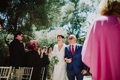 5323e6ac La boda de Lourdes y Dani en Murcia. Llegada de la novia, wedding planner