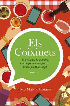 Morros, Joan Maria. ELS COIXINETS. Columna, 2017.