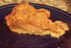 allergy free apple pie :)