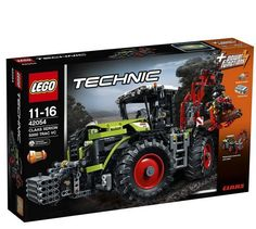 Lego Technic 42054 Building Claas Xerion 5000 Trac VC Kids Kit Set 2 Day Ship…