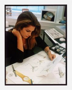 Cindy Crawford e Omega: 20 anni insieme -  - Read full story here: http://www.fashiontimes.it/galleria/cindy-crawford-e-omega-20-anni-insieme/