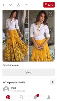 Yellow Lehenga Designs at Mirraw. Indian Skirt, Dress Indian Style, Lehenga Designs, Indian Wedding Outfits, Indian Outfits, Indian Weddings, Indian Designer Outfits, Designer Dresses, Indian Fashion Trends