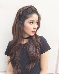 (1) Media Tweets by Loisa Andalio ♡ (@iamAndalioLoisa) | Twitter Most Beautiful Faces, Beautiful Gorgeous, Beauty Makeup, Hair Beauty, Filipina Beauty, Teen Actresses, Celebs, Celebrities, Fashion Models