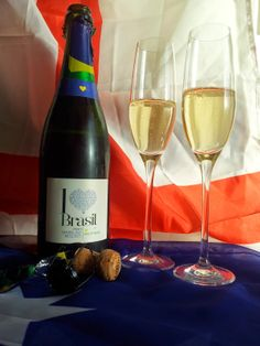World Cup Bubbles: I Heart Brasil Sparkling Moscato |Vinspire