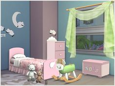 1000 images about chambre enfant sims 4 on pinterest sims 4 sims