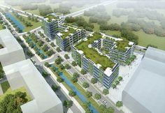 Alemanha terá o maior complexo residencial sustentável do mundo