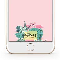 Tropical Bachelorette Filter - Snapchat Geofilter - Bridal Shower Filter - Wedding Filter - Beach Filter - Party Filter - Snapchat Filter by LeahDawnCreations on Etsy