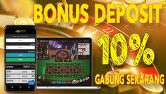 Tersedia 7 Game Casino Favorit bosku, Yaitu : ▶ ROULETTE  ▶ ROULETTE FAST ▶ 12D DAN 24D ▶ DRAGON TIGER ▶ SICBO ▶ DICE6 ▶ BACCARAT  Bonus New Member 10%   Bonus Mingguan CASHBACK 5%-7,5%  Minimal Deposit Rp 50.000  Minimal Withdraw Rp 50.000 Minimal Taruhan Rp 1.000   Dicoba Donk bosku Main Di Situs ku.. Games, Plays, Gaming, Game, Toys, Spelling
