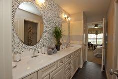 Jack & Jill Bathroom 2012 #RockfordHomes
