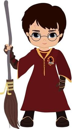 Image result for clip art harry potter