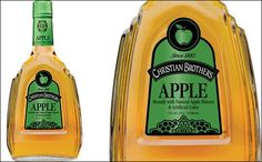 Heaven Hill has launched Christian Brothers Apple, the third flavour extension in the Christian Brothers Brandy family
