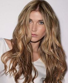 New Hairstyles to Try - Beach Waves  #beachwaves #hairstyles