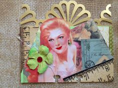 Vintage Rolo with a Lady | by Donetta's Beaded Treasures