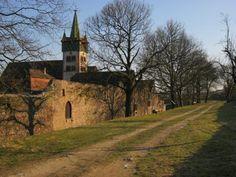 Chemin de Saint Jacques en Alsace