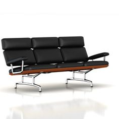 Eames Sofa  Designers: Charles and Ray Eames