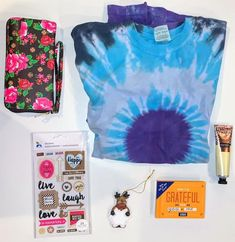 """The November box had a """"Thanks and Giving"""" theme. Included in your box was a tee shirt, wallet, stickers, ornament, Fill-in-the-love book, and lotion. We are in love with these items! #youmatterbox"""