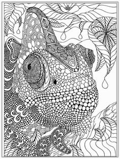 Detailed Coloring Pages Printable | Resume Format Download Pdf