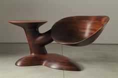 (Seat from Solid Wood)
