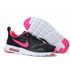 huge discount 4d011 33851 Women Nike Air Max 87 V2 Black Peachblossom Nike Air Max White, Nike Air Max