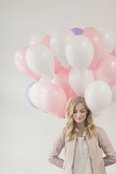 A pastell dream for every girl with pink balloons. Joana Gröblinghoff, Odernichtoderdoch, Lichtpoesie.