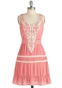 Cute dress for a picnic