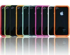 iPhone 5 5s Kılıf yan Çerçeve BUMPER+Ekran Filmi HEDİYE KARGO BEDAVA 9.50 TL
