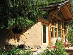 artistic cob homes | cob house designs | cob house cob straw bale architecture art design ...