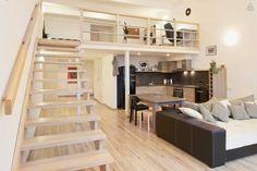 Подбираем стилистику для квартиры-студии. Классика, этнический стиль, хайтек.... (Studio apartment)