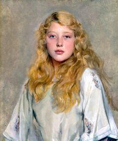 Sir Gerald Festus Kelly (1879-1972) British Portrait Painter ~ Blog of an Art Admirer